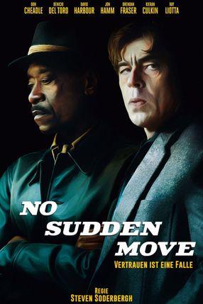 Poster: No Sudden Move