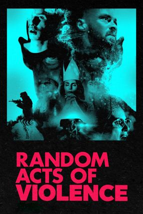 Poster: Slasherman - Random Acts of Violence