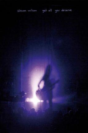 Poster: Steven Wilson: Get All You Deserve