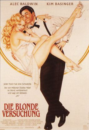 Poster: Die blonde Versuchung