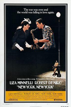 Poster: New York, New York - Scorsese