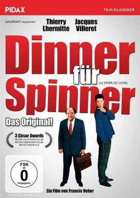 Poster: Dinner für Spinner