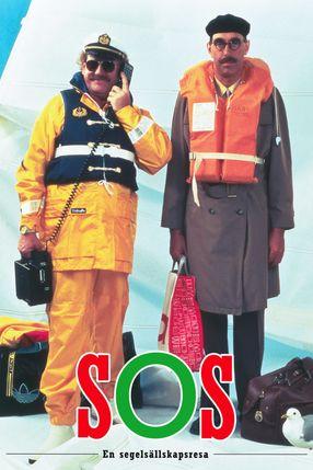 Poster: SOS - en segelsällskapsresa
