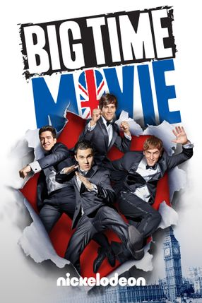 Poster: Big Time Movie