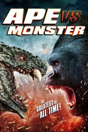 Poster: Ape vs. Monster