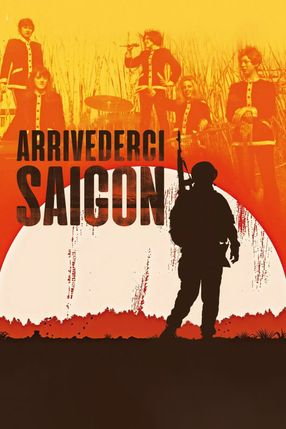 Poster: Arrivederci Saigon
