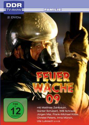 Poster: Feuerwache 09