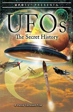 Poster: UFOs: The Secret History