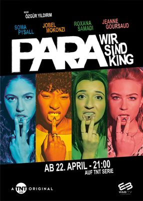 Poster: Para - Wir sind King