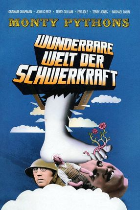 Poster: Monty Pythons - Die wunderbare Welt der Schwerkraft