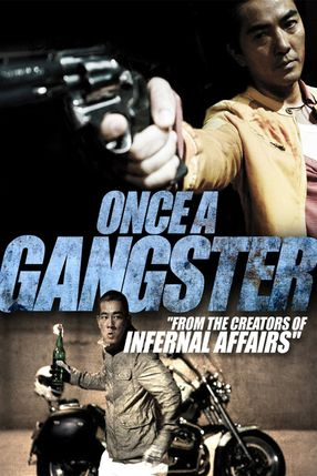 Poster: Once a Gangster