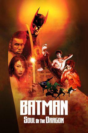Poster: Batman: Soul of the Dragon