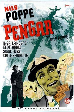 Poster: Pengar - en tragikomisk saga