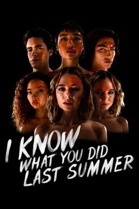Poster: Ich weiß was du letzten Sommer getan hast