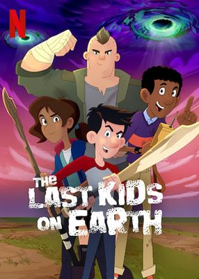 Poster: The Last Kids on Earth: Happy Apocalypse to You