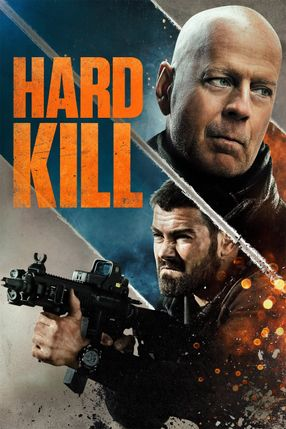 Poster: Hard Kill