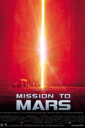 Poster: Mission to Mars