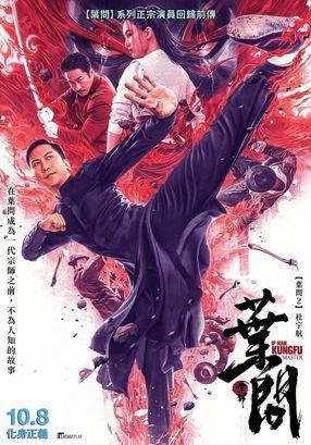 Poster: IP Man: Kung Fu Master