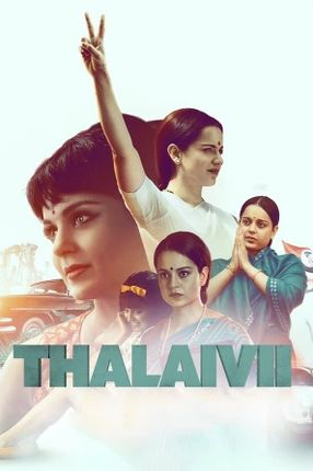 Poster: Thalaivii
