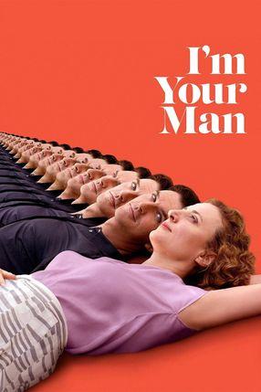 Poster: Ich bin dein Mensch