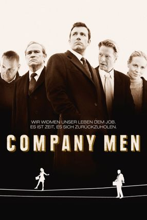 Poster: The Company Men - Gewinn ist nicht alles