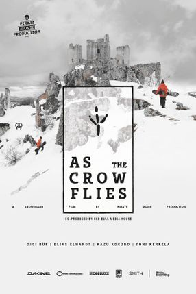 Poster: As the Crow Flies