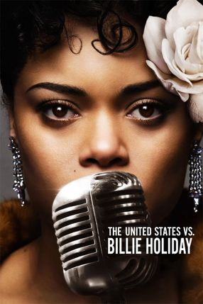 Poster: The United States vs. Billie Holiday