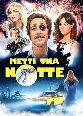 Poster: Metti una notte