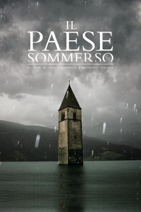 Poster: Das versunkene Dorf