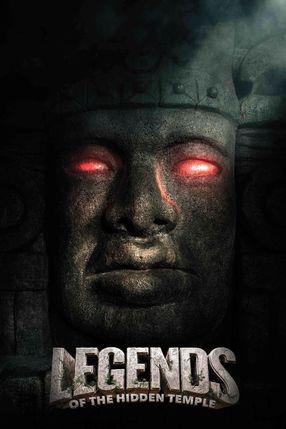 Poster: Die Legende des geheimen Tempels