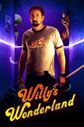 Poster: Willy's Wonderland