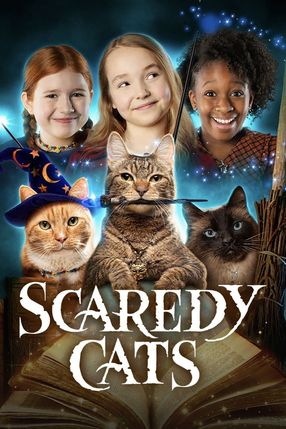 Poster: Scaredy Cats