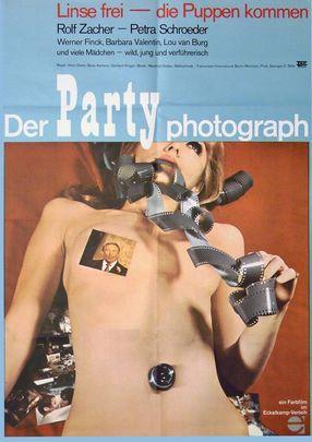 Poster: Der Partyphotograph