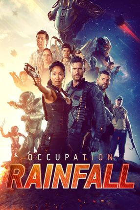 Poster: PROJECT RAINFALL