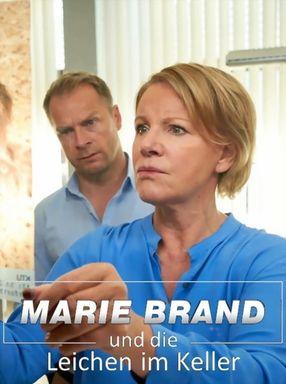 Poster: Marie Brand und die Leichen im Keller