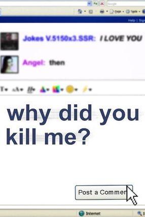 Poster: Warum hast du mich getötet?