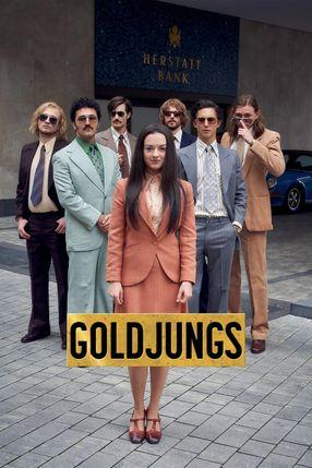 Poster: Goldjungs