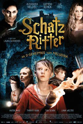 Poster: Die Schatzritter und das Geheimnis von Melusina