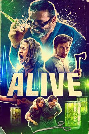 Poster: Alive