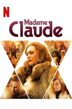 Poster: Madame Claude
