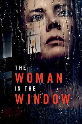 Poster: Die Frau im Fenster