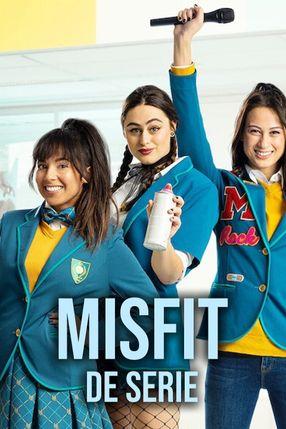 Poster: Misfit: Die Serie