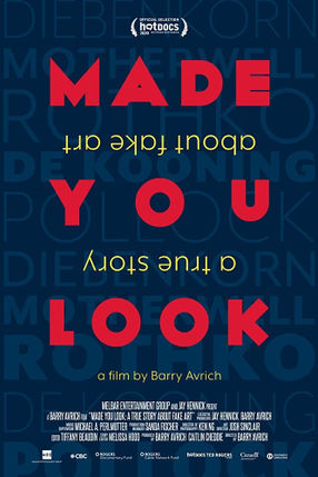 Poster: Made You Look: A True Story About Fake Art