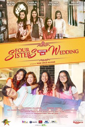 Poster: Four Sisters Before the Wedding