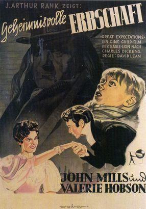Poster: Geheimnisvolle Erbschaft