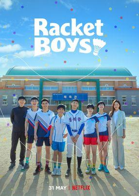 Poster: Racket Boys