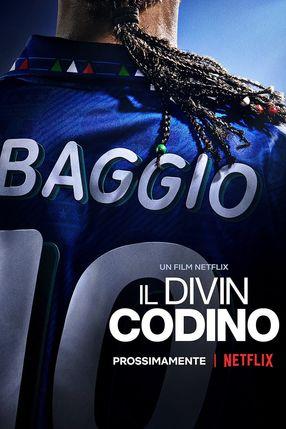 Poster: Baggio: Das göttliche Zöpfchen