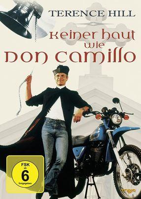 Poster: Keiner haut wie Don Camillo