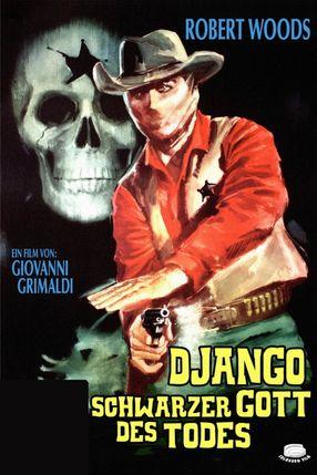 Poster: Django - schwarzer Gott des Todes