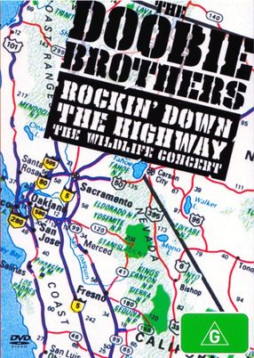 Poster: The Doobie Brothers: Rockin Down the Highway - The Wildlife Concert